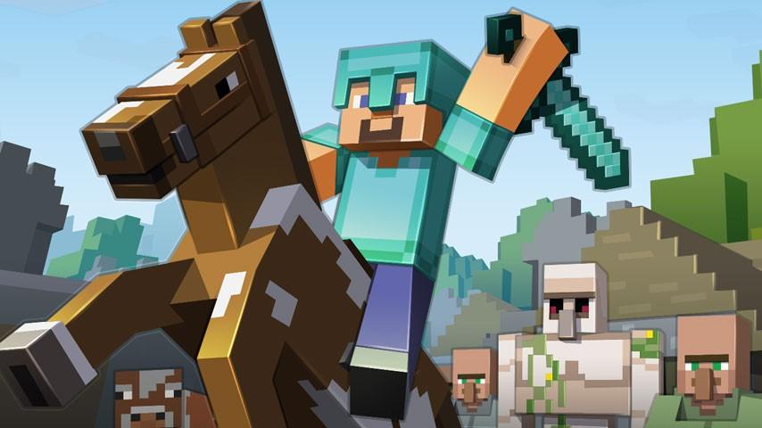 Minecraft vende mais de 20 milhões de cópias no PC