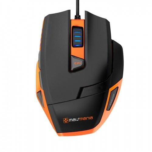 Conheça o Mouse Gamer Mais Mania
