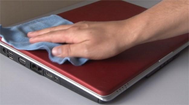 Dicas de como limpar o seu notebook