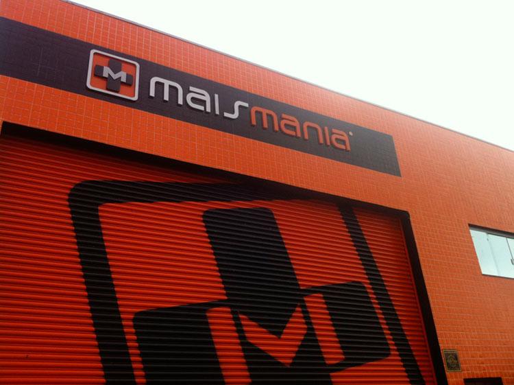 Onde encontrar os produtos da fabricante Mais Mania