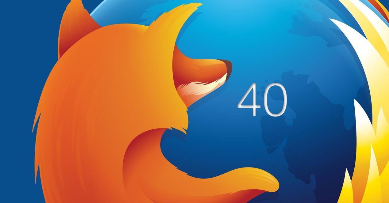 Versão 40 do Firefox com melhorias para o Windows 10