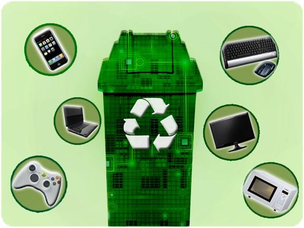 Soluções para o lixo eletrônico