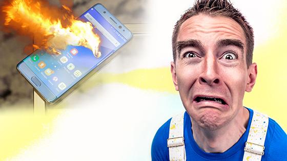 Atender ligação com celular carregando pode provocar uma explosão?